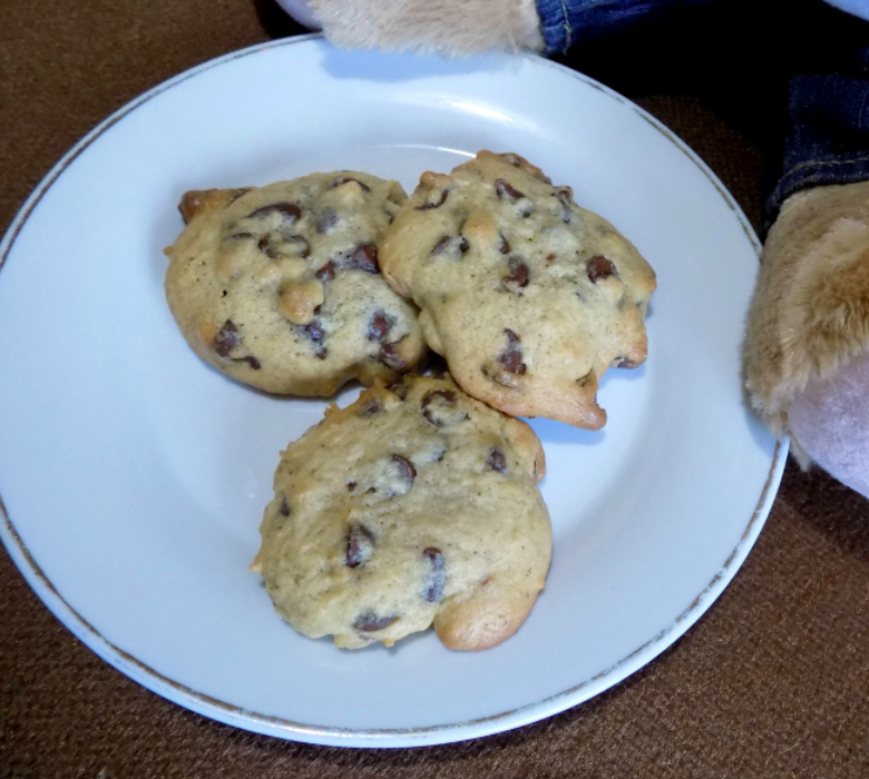 Cinnamon Spice Chocolate Chip Cookies Will Make You the Family Hero